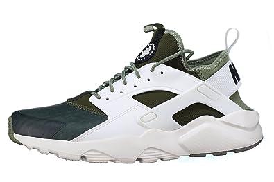 Nike Schuhe – Air Huarache Run Ultra Se grünweißgrün Größe