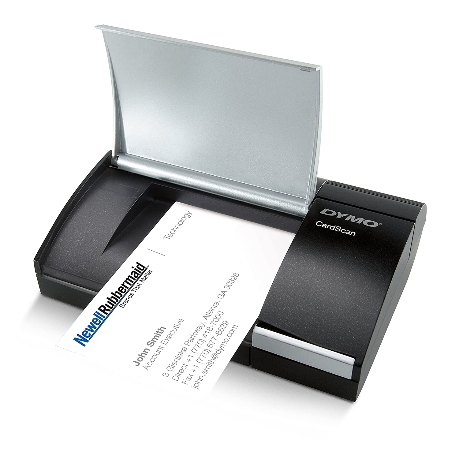 Amazon.com: DYMO 1760685 CardScan Personal Card Scanner: Electronics