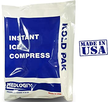 Primacare PCP-69 - Bolsas de frío compresas de hielo 5 ...