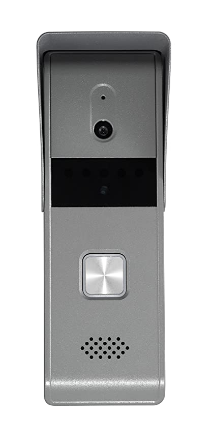Hikvision KIS203 Video Door Phone (Grey)