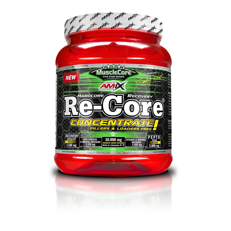 Amix Re-Core, Aminoácido Concentrado, 540 g: Amazon.es: Salud y cuidado personal