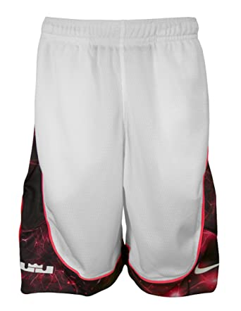 4895ad3b98da Image Unavailable. Image not available for. Color  Nike Boys Lebron James  Dri-Fit Basketball Shorts ...