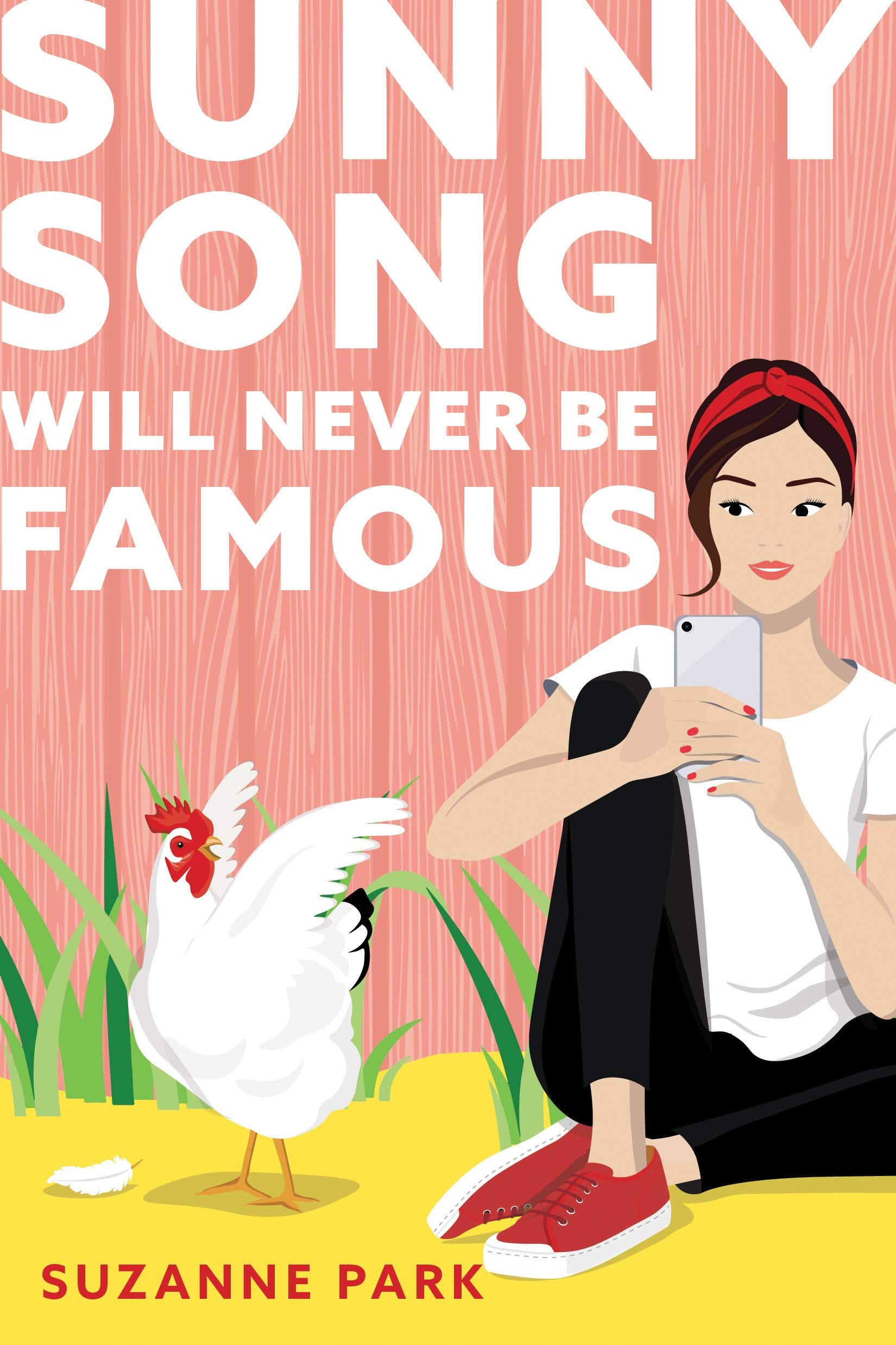 Amazon.com: Sunny Song Will Never Be Famous (0760789293962): Park, Suzanne:  Books