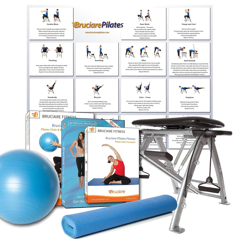 Amazon Bruciare Pilates Chair Pilates Exercise Chairs