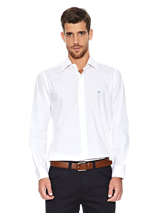 Caramelo Camisa Kerry Blanco 44 cm (17.5