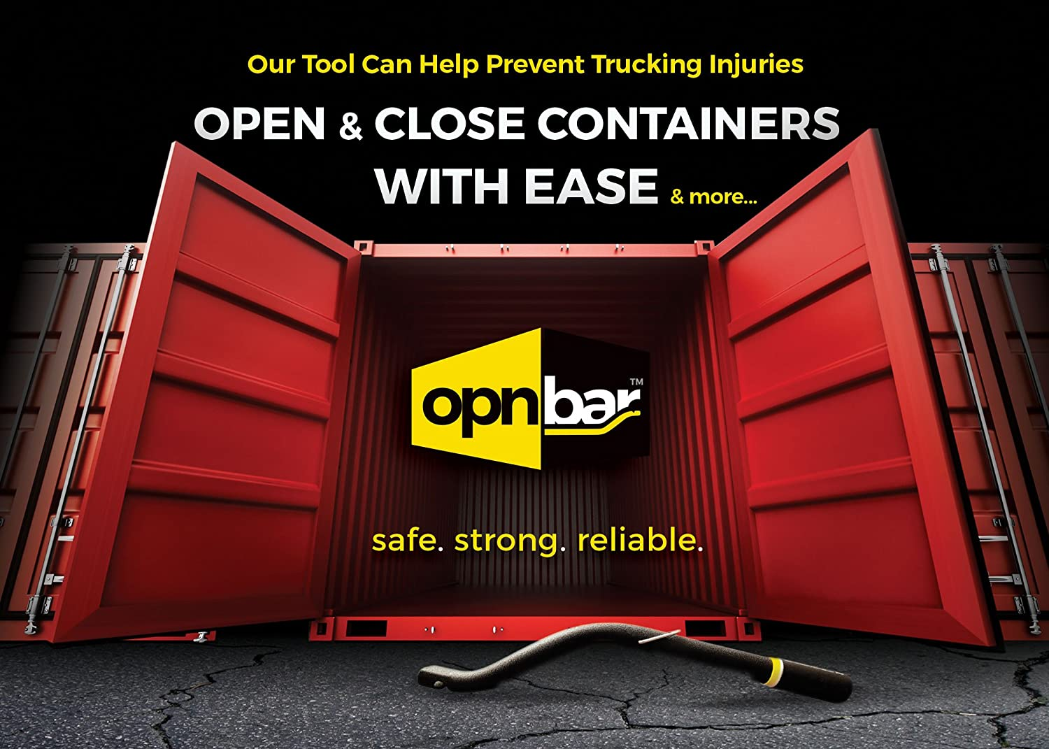 Steel Pin Puller Shipping Container Safety International 6f706e626174 5Th Wheel Hitch Release Handle and More 3 Trucker Tools in 1