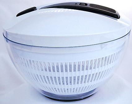 Amazon.com: KitchenAid Salad and Fruit Spinner (White): Kitchen & Dining