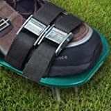 ODIER Lawn Aerator Shoes Cleats Aerating Lawn