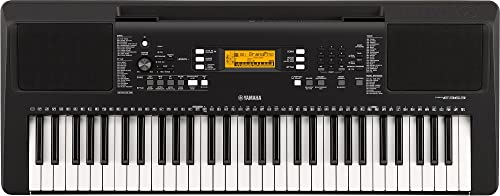 Yamaha PSR E-363 61-Key Touch Sensitive Portable Keyboard