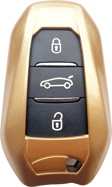 Ck Citroen Keyless Abs Auto Schlüssel Hülle Key Cover Case Etui Für C1 C2 C3 C4