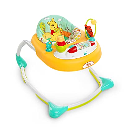 Amazon.com : Disney Baby Winnie The Pooh Pots Walker, Dots ...