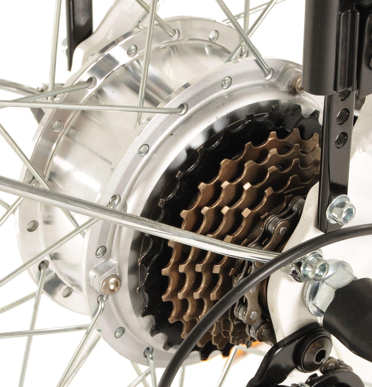 Vilano Pulse Women's Electric Commuter Bike - 26-Inch Wheels by Vilano (Image #3)