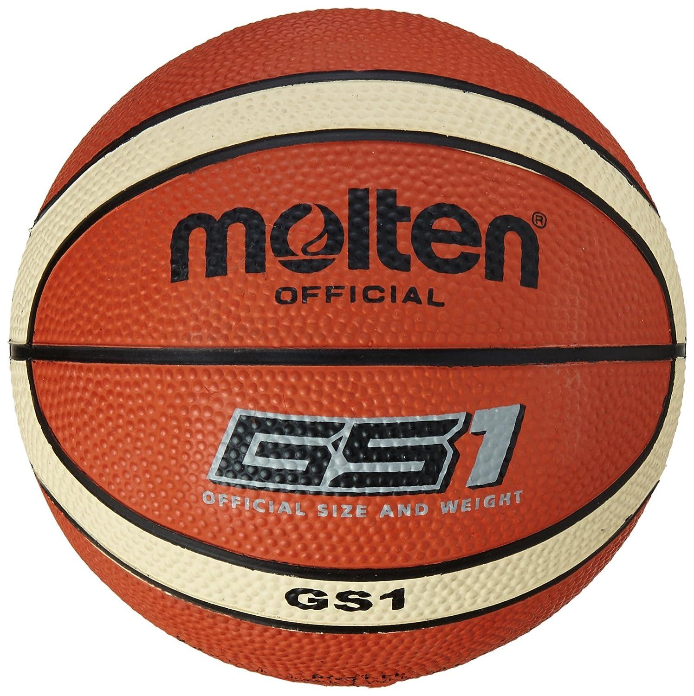 MOLTEN BGS-Oi Mark 2 - Pelota de Baloncesto, Color Naranja, Talla ...
