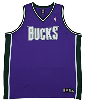 415740333296 Milwaukee Bucks NBA Big Mens Vintage Authentic Blank Team Jersey ...