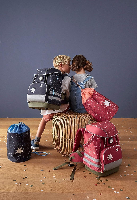 L/ÄSSIG Kinder Sporttasche Schule Kindergarten Sportbeutel Seesack ab 3 Jahre//School Sportsbag Magic Bliss Boys 42 cm 7 L