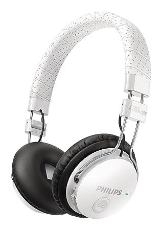 Philips SHB8000WT - Auriculares de diadema cerrados, blanco: Amazon.es: Electrónica