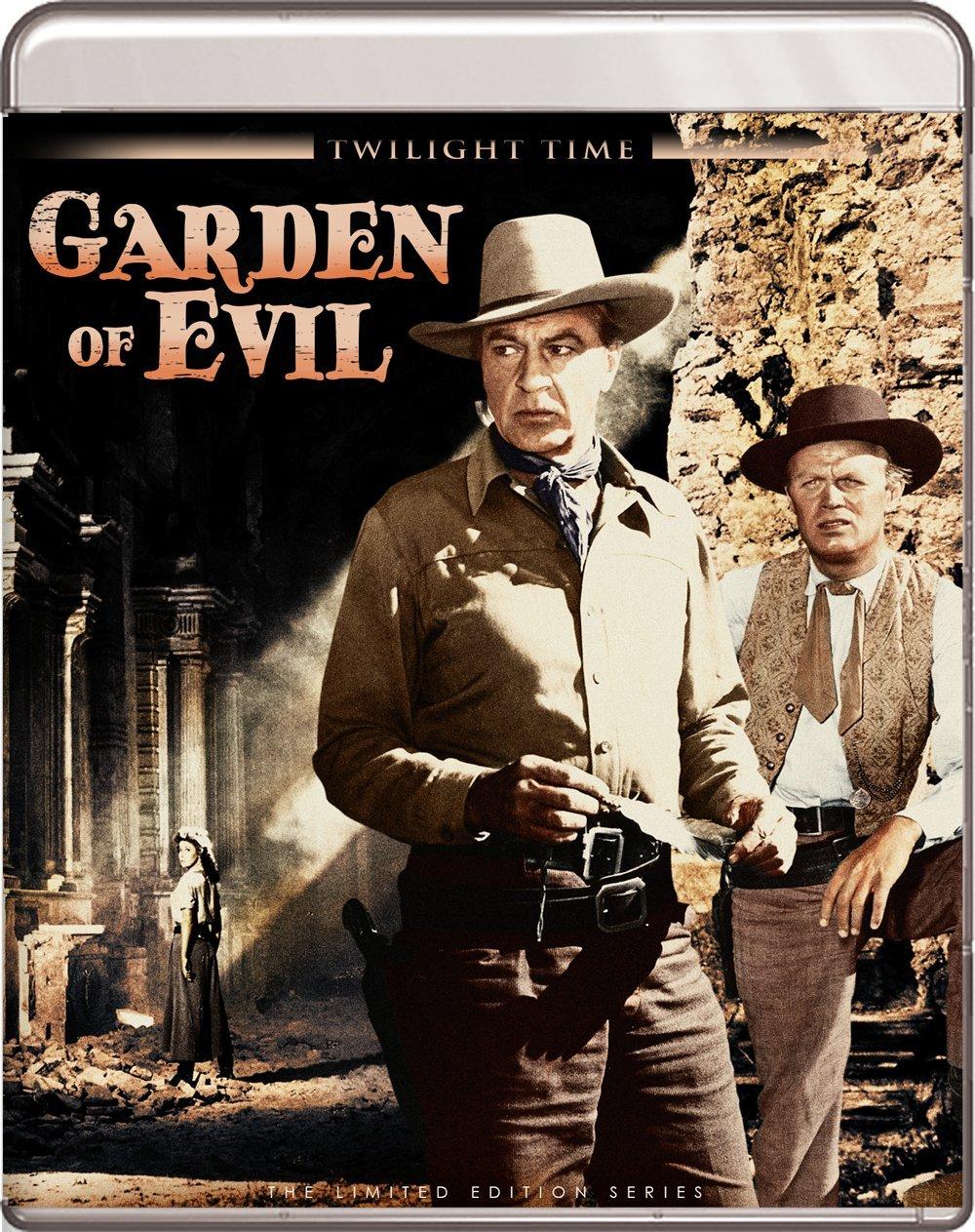 Amazon.com: Garden of Evil: Gary Cooper, Susan Hayward, Richard ...