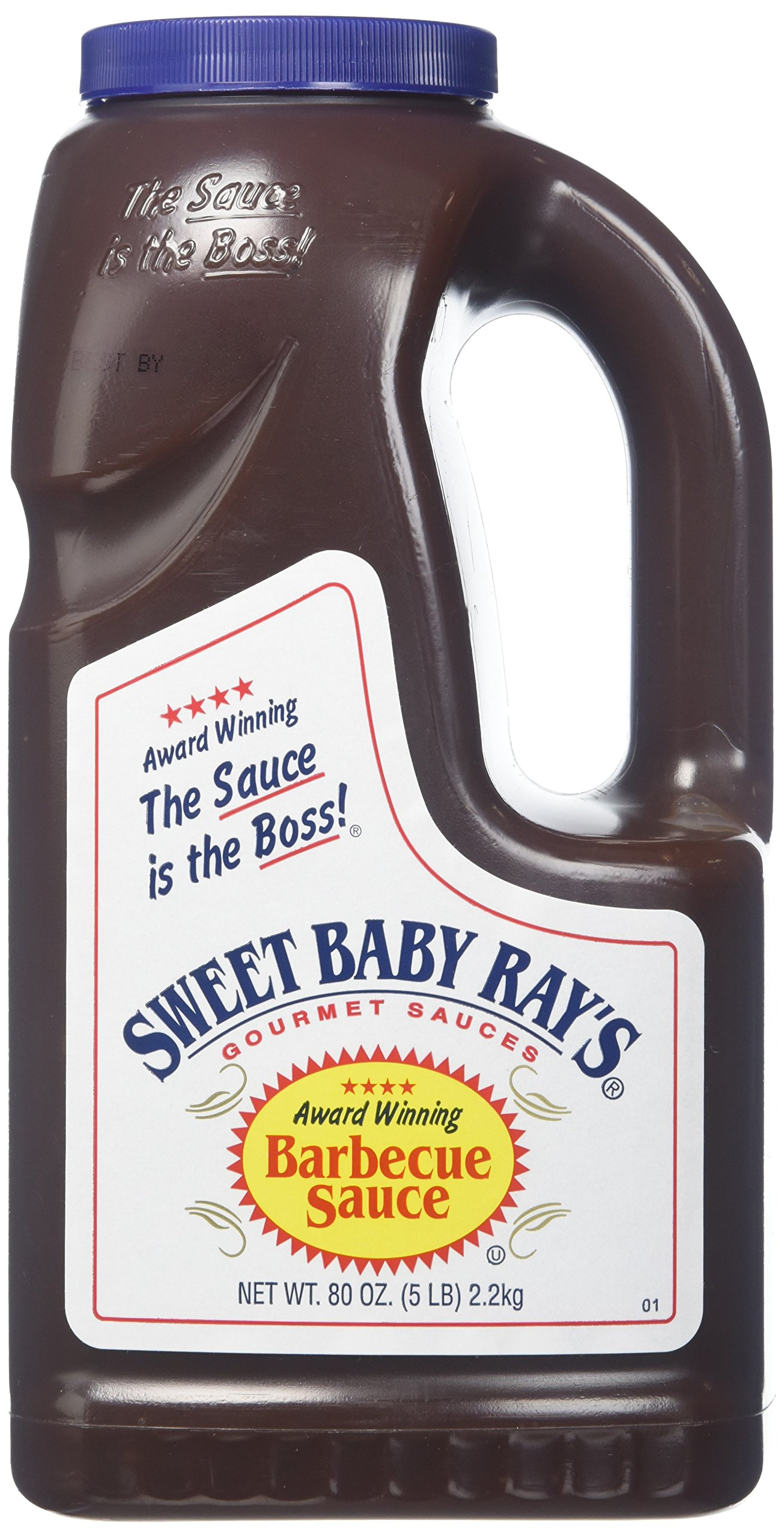 Sweet Baby Rays Barbecue Sauce, 80 oz.