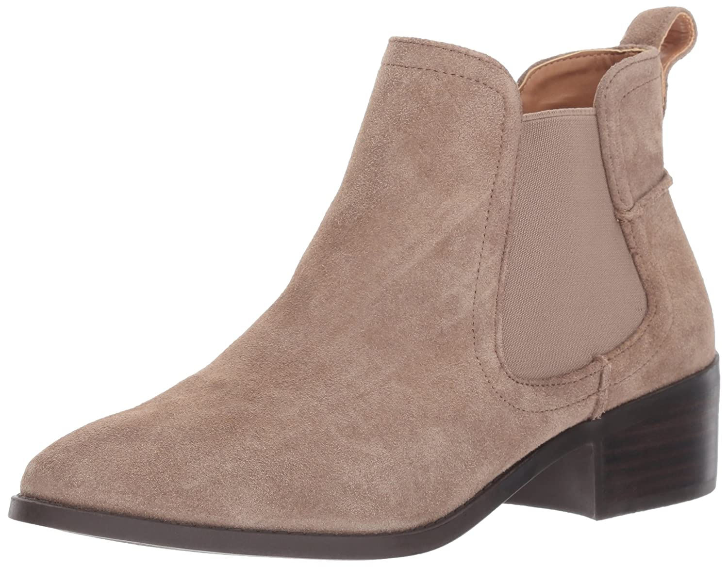 Steve Madden Women's Dicey Ankle Bootie B06XN5BDF7 11 B(M) US|Taupe Suede