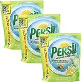 Persil Lessive Capsules Peau Sensible Amande Douce Eco Pack 60 Lavages (Lot de 3x20 Lavages)
