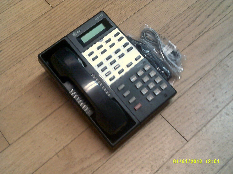 Avaya MLS 12D Telephone Black Office Products Office Electronics ...