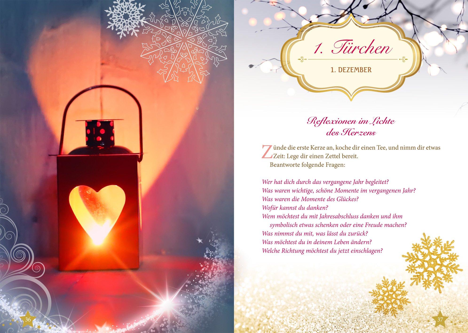 Advents und Weihnachtsrituale Der Weg in das mystische Herz der