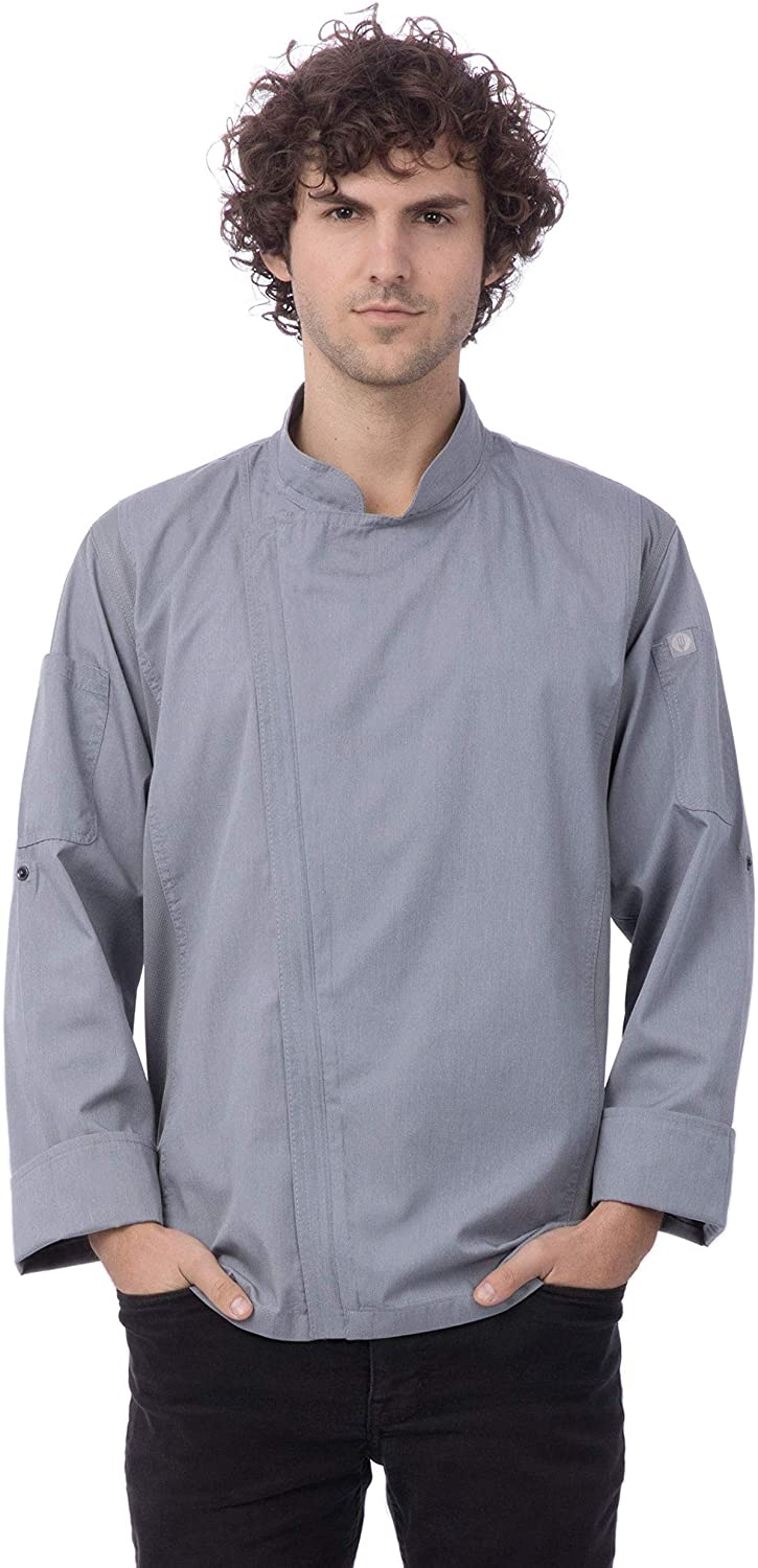Chef Works Men's Hartford Chef Coat