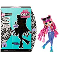 L.O.L. Surprise! O.M.G. Series 3 Roller Chick Fashion Doll with 20 Surprises