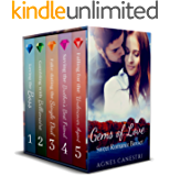 Gems of Love Sweet Romance Boxset: Five Clean and Wholesome Love Stories