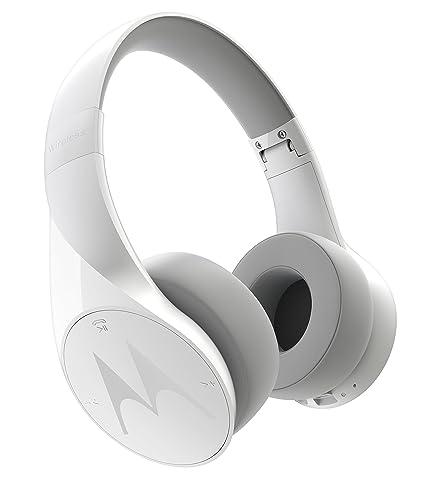 38cf163763f868 Motorola Pulse Escape Wireless Bluetooth Headphones (White): Buy Motorola  Pulse Escape Wireless Bluetooth Headphones (White) Online at Low Price in  India ...