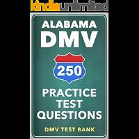 250 Alabama DMV Practice Test Questions