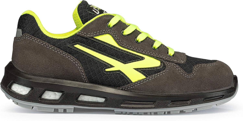 U-Power Yellow, Zapatos de Seguridad Unisex Adulto: Amazon.es ...