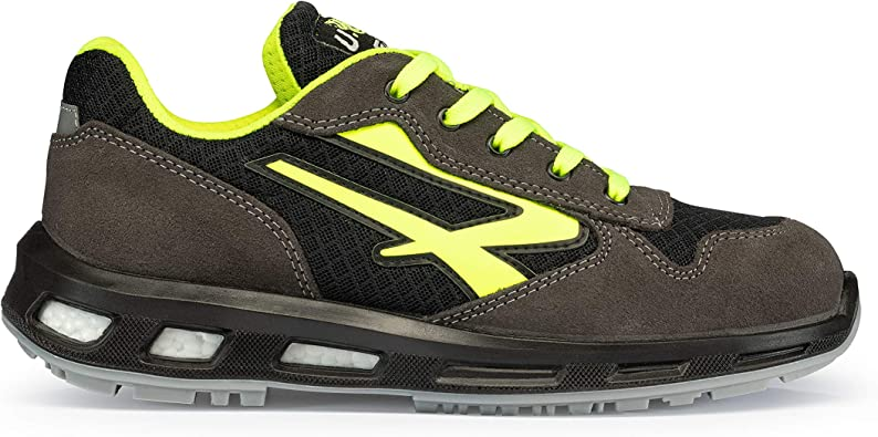 U-Power Yellow, Zapatos de Seguridad Unisex Adulto