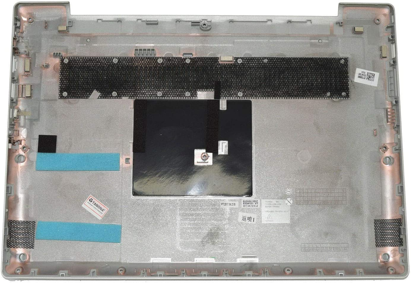 New Replacement for AP1YS000600 for Lenovo 320S-14ISK 320s-14IKB Bottom Case Base Cover Silver