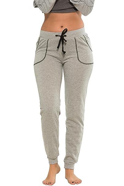 best choice 50% off price remains stable Coco-Limon Women Regular & Plus-Size Jogger Sweatpants – Pocket Stitch Trim