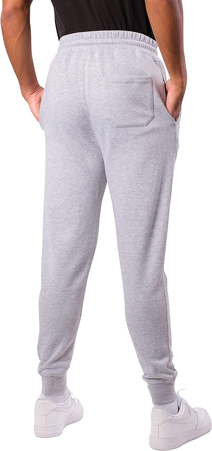 Medium Ultra Game NFL Jacksonville Jaguars Mens Active Jogger Sweatpants Heather Gray 19