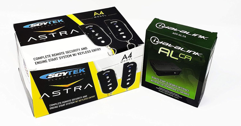 idatalink ALCA Remote start and databus Interfuse