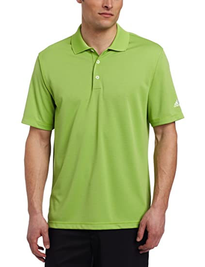 539b5e36016 Amazon.com  adidas Golf Men s Climalite Solid Polo Shirt  Sports ...
