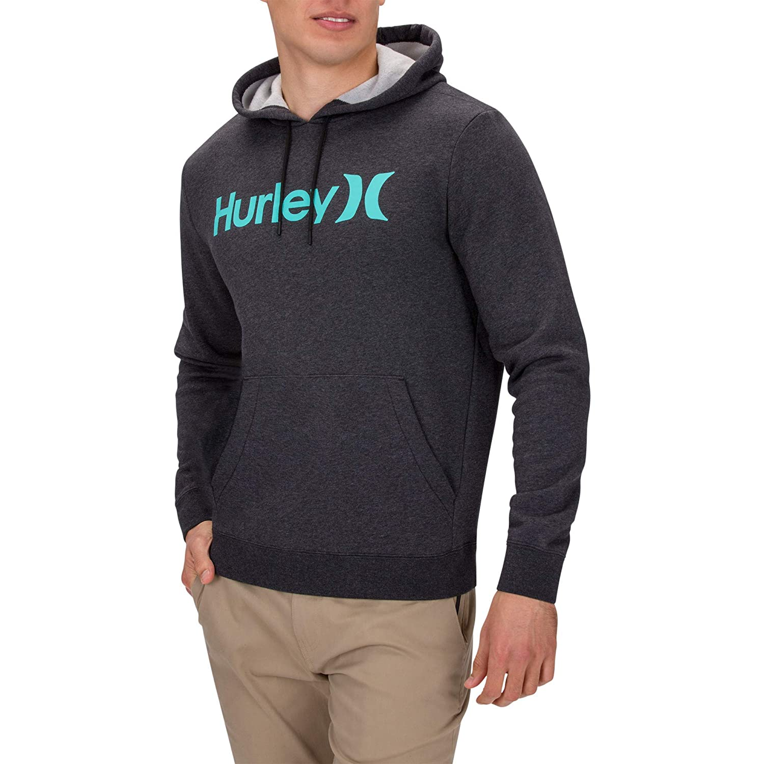 Hurley M Surf Check One /& Only Pullover Giacche