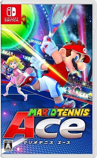 マリオテニス エース - Switch