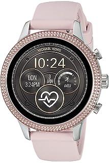 Amazon.com: Michael Kors Access MKGO Touchscreen Aluminum ...