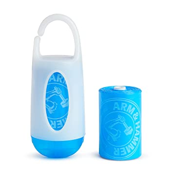 58a613e03441 Image Unavailable. Image not available for. Color  Munchkin Arm   Hammer  Diaper Bag Dispenser ...
