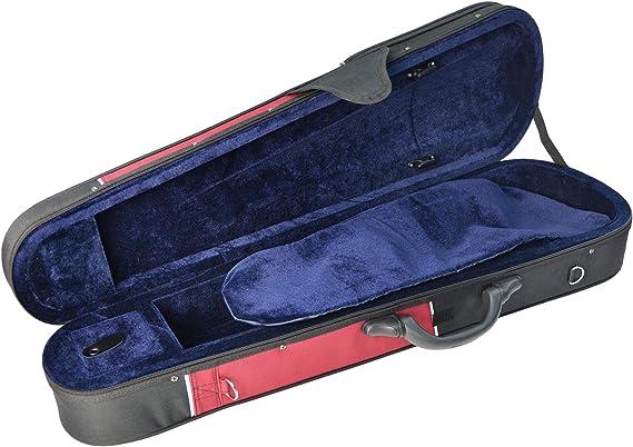 Forenza FA03VNA - Estuche violín: Amazon.es: Instrumentos musicales