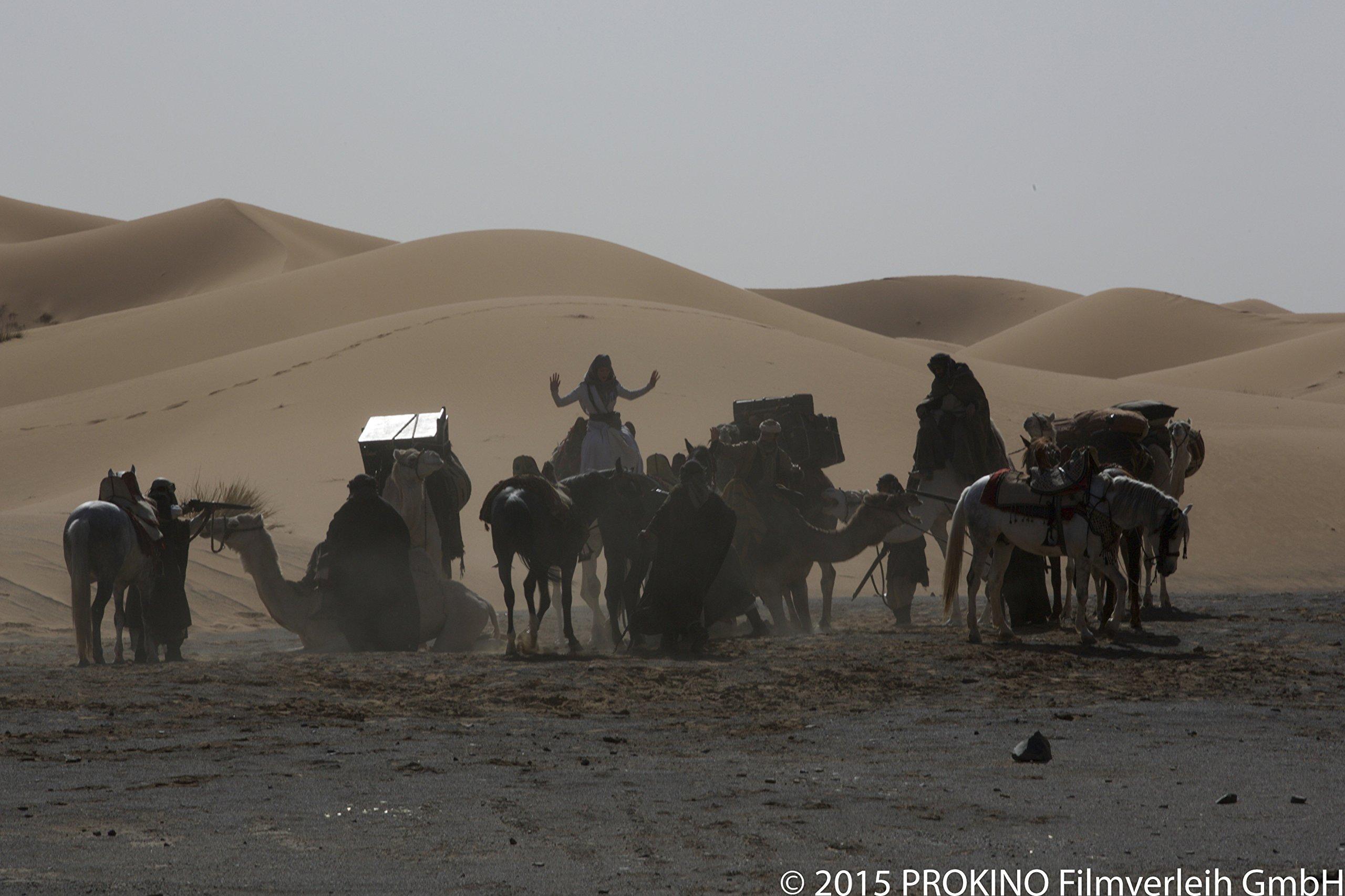 Königin der Wüste Das außergewöhnliche Leben der Gertrude Bell