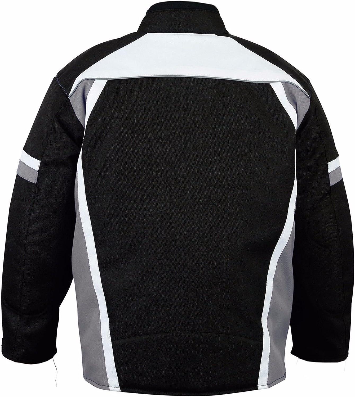 PROFIRST 415 Ni/ños Motocicleta Chaqueta de Motocross Chaqueta de Ni/ños Motocross Protecci/ón Ropa Gear CE Blindado