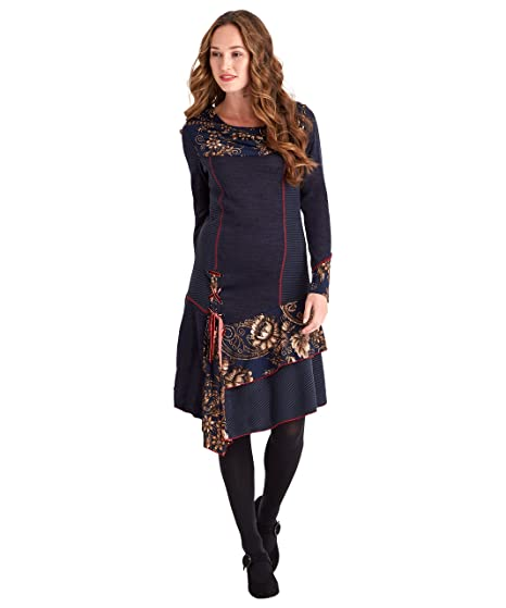 f9c235ca8f Joe Browns Women's Regal Dress: Amazon.co.uk: Clothing