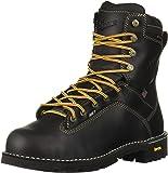 "Danner Men's Quarry USA 8"" Construction Boot"