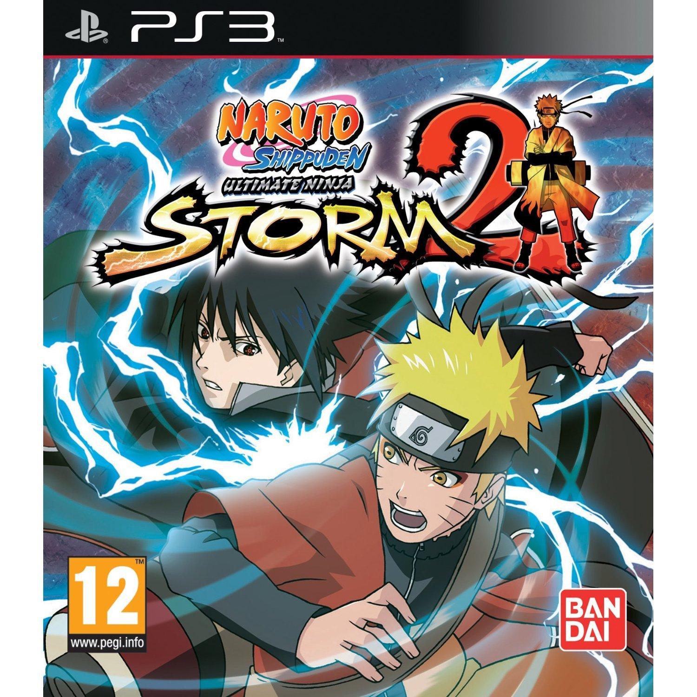 Amazon.com: Naruto Shippuden: Ultimate Ninja Storm 2 (PS3 ...
