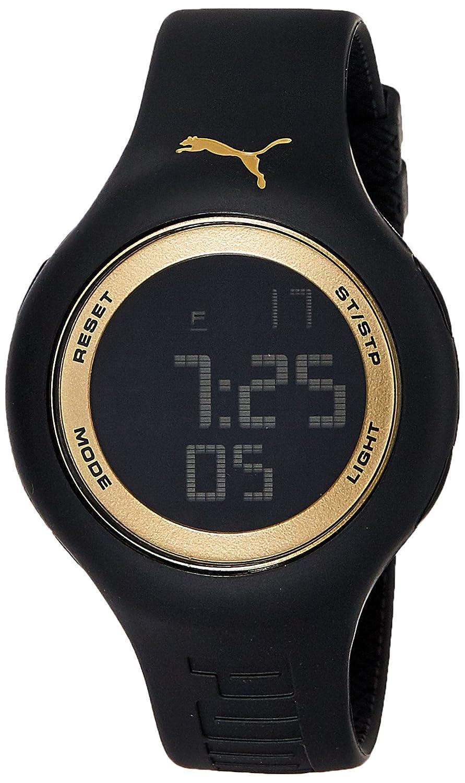 Montre Hommes PUMA TIME Quartz Affichage Digital Bracelet