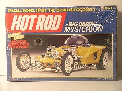 Amazon com: Revell Models-1/25 Scale Hot Rod Ed
